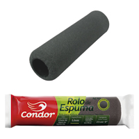ROLO PINT ESPUMA 23CM S/CB POLIEST CONDOR - Cod.: 94355