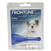 FRONTLINE TOP SPOT CAO M 10 A 20KG PET #N - Cod.: 94629