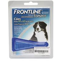FRONTLINE TOP SPOT CAO XL 40 A 60KG PET #N - Cod.: 94630