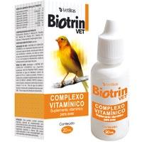 BIOTRIN VET COMPLEXO VITAMINICO 20ML VETBRAS - Cod.: 94659