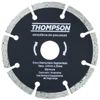 DISCO CORTE DIAMANT THOMPSON SEGMENTADO - Cod.: 94902