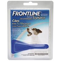 FRONTLINE TOP SPOT CAO P 1 A 10KG PET #N - Cod.: 95394