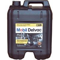 OLEO MOTOR 15W40 MOBIL DELVAC POWER 20L - Cod.: 95473
