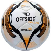 BOLA FUTEBOL CAMPO PROF DALLAS PU OFFSIDE - Cod.: 95897