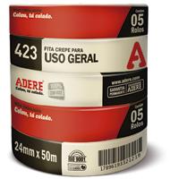 FITA CREPE USO GERAL 24MMX50M TAPEFIX ADERE - Cod.: 96336