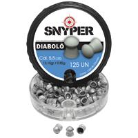 CHUMBINHO ESPING 5,5MM DIABOLO C/125 SNYPER - Cod.: 96375