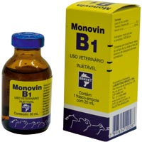 MONOVIN B1 20ML BRAVET - Cod.: 97614