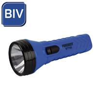 LANTERNA RECAR 1 SUPER LED 0,5W 26LM BIV PANDA - Cod.: 97743