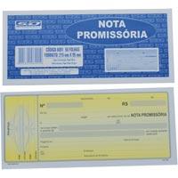 NOTA PROMISSORIA 215X95 AML 50FLS - Cod.: 97845