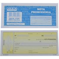 NOTA PROMISSORIA MINI 65X145 AML 50FLS - Cod.: 97846
