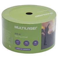 DVD-R GRAVAVEL PINO MULTILASER - Cod.: 98648