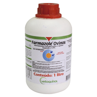 FARMAZOLE OVINO/CAPRINO 1L VETOQUINOL - Cod.: 98765