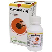RUMINOL 100ML VETOQUINOL - Cod.: 98768