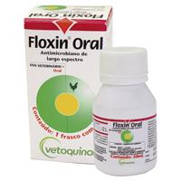 FLOXIN ORAL 20% 50ML VETOQUINOL - Cod.: 98772