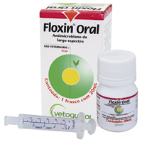 FLOXIN ORAL 20% 20ML VETOQUINOL - Cod.: 98773