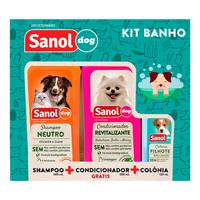 KIT PROMOCIONAL SANOL DOG - Cod.: 98844