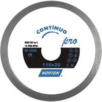 DISCO CORTE DIAMANT PRO NORTON CONTINUO - Cod.: 98943