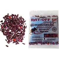 RATICIDA GIRASSOL RAT-OFF 25G - Cod.: 98961