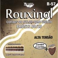 ENCORDOAMENTO NYLON VIOLAO C/ BOLIN ROUXINOL - Cod.: 99479