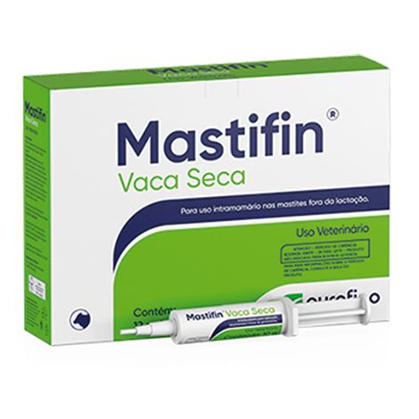 MASTIFIN VACA SECA 10G OUROFINO - Cod.: 15150