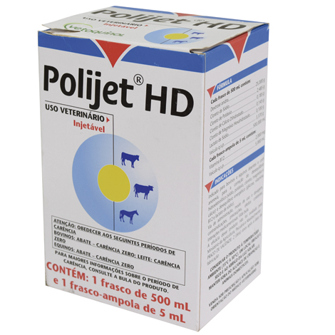SORO POLIJET HD 500ML VETOQUINOL - Cod.: 354