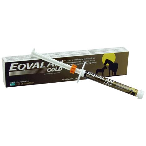 EQVALAN GOLD PASTA 7,74G #I - Cod.: 114639