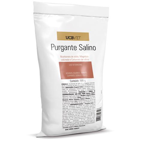 PURGANTE SALINO 500G UCBVET - Cod.: 97666