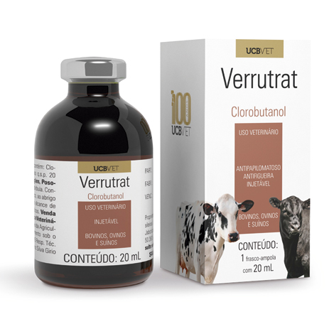 VERRUTRAT 20ML UCBVET - Cod.: 97680