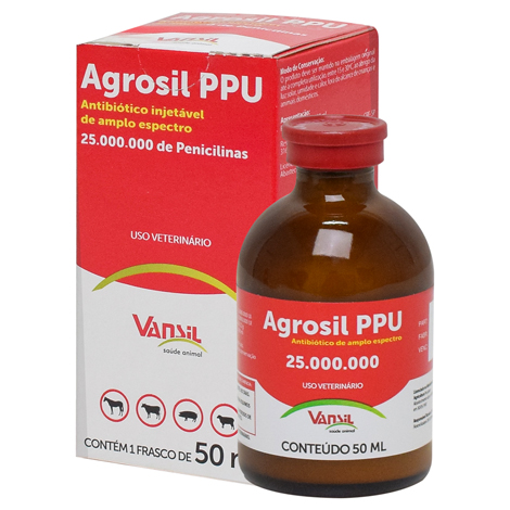 AGROSIL PPU 50ML VANSIL - Cod.: 98795